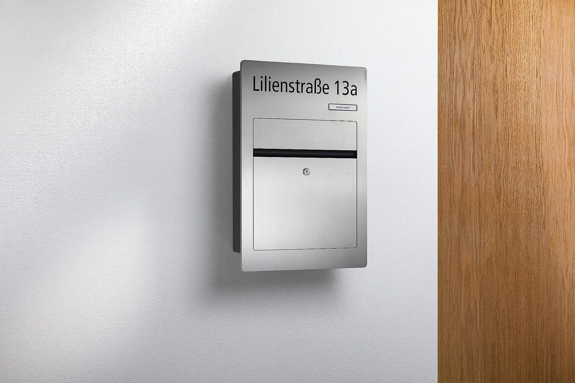Siedle Postkasser - Lindved EL Vejle